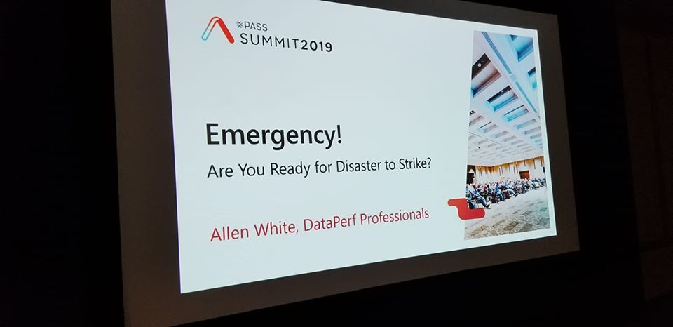 Emergency! Are You Ready for Disaster to Strike?